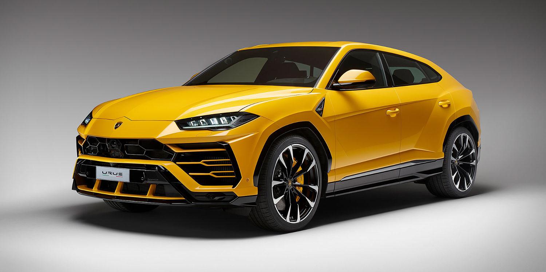 Lamborghini Urus, el SUV más rápido ya está aquí
