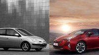 20 años de Toyota Prius