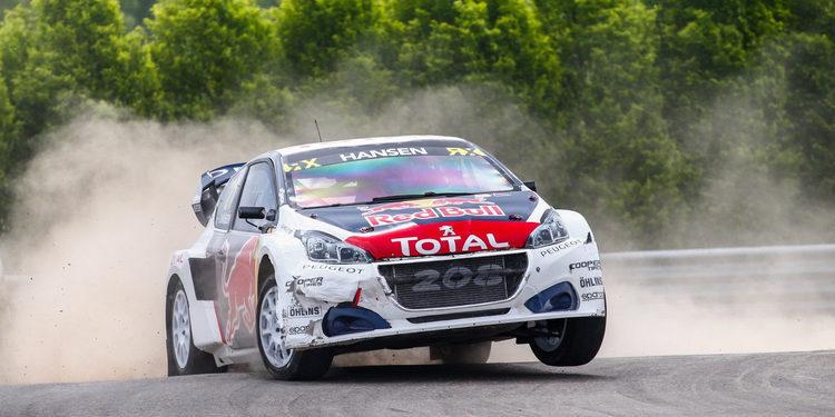 Los cambios para el Mundial de Rallycross 2018