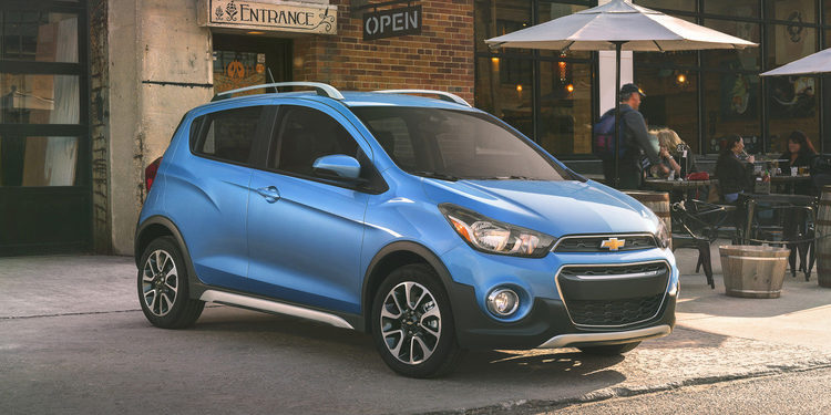 Chevrolet Spark 2018, el conquistador de las urbes