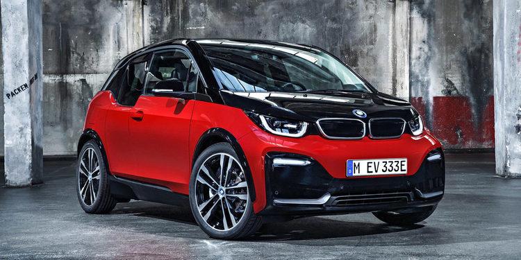 Nuevo i3s 2018 el deportivo eléctrico de BMW