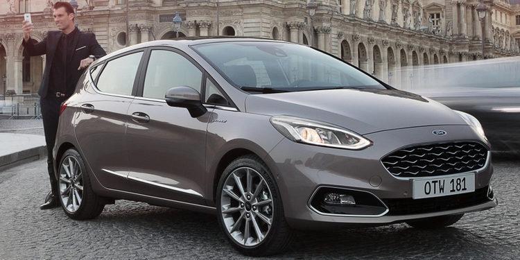 Ford mejoró el Fiesta Vignale