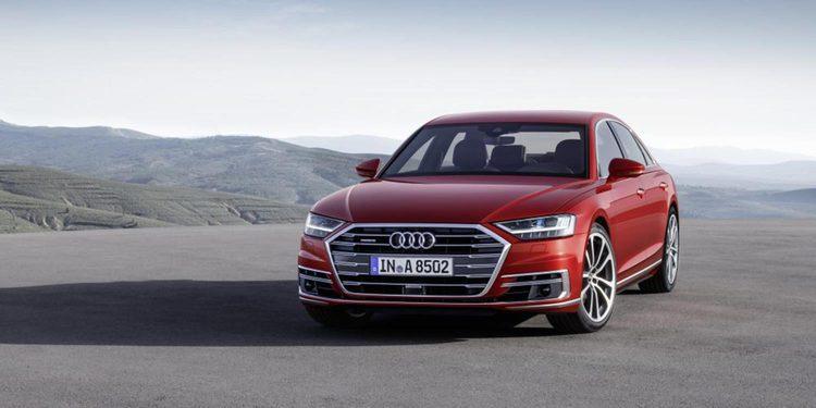 Nuevo Audi A8 2019, totalmente tecnológico