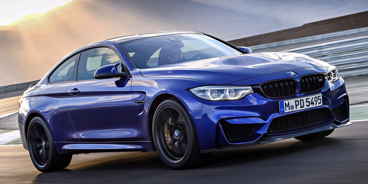 Nuevo BMW M4 CS 2018