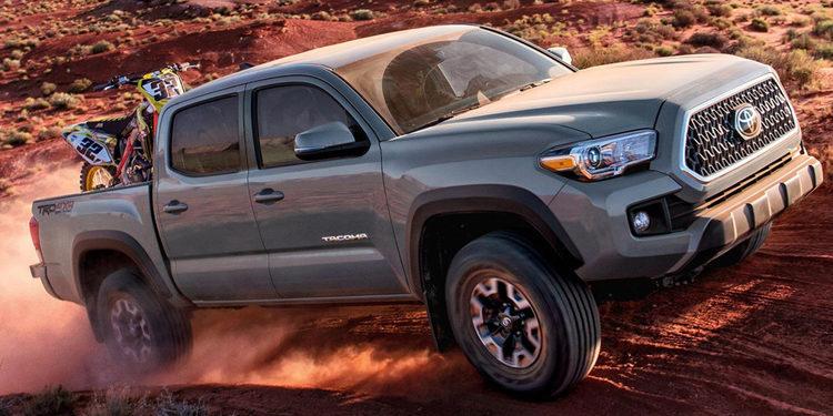 Te presentamos la nueva Toyota Tacoma 2018