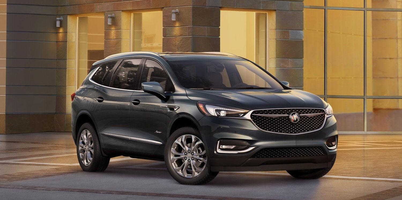 Buick Enclave 2018, es más que un SUV
