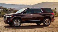 Te presentamos la nueva Chevrolet Traverse 2018