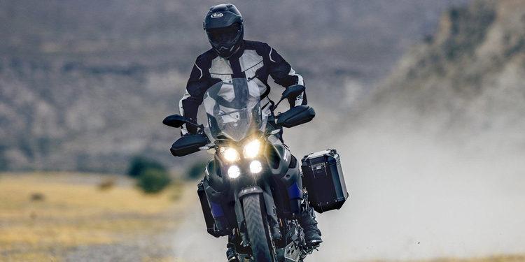 Yamaha XT1200ZE Super Tenere Raid Edition 2018