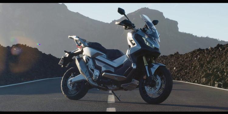La Honda X-ADV 2018 llegará renovada