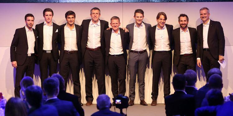 BMW presenta su renovada alineación para el DTM 2018