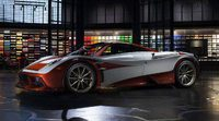 Pagani Huayra revive al inolvidable Fiat Turbina.