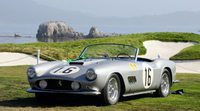 El Ferrari 250 GT LWB California de Le Mans 1959 consiguió nuevo hogar