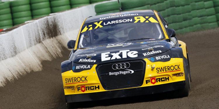 Robin Larsson tiene en venta su Audi A1 WRX