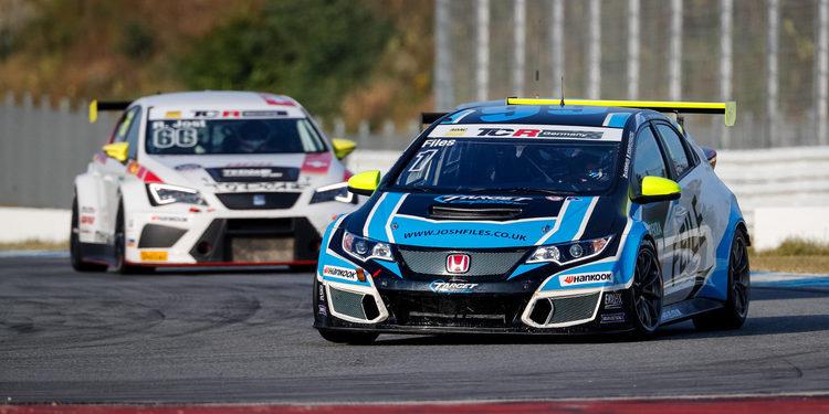 Target Competition cierra su primer piloto para las TCR Alemania 2018
