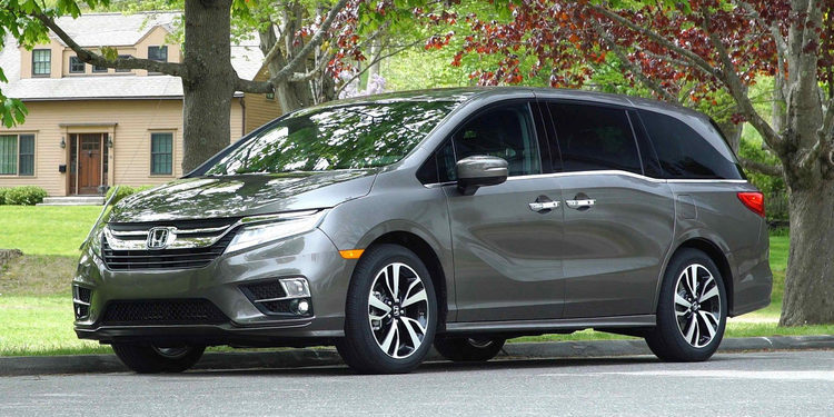 Honda Odyssey 2018, un hermoso modelo familiar.