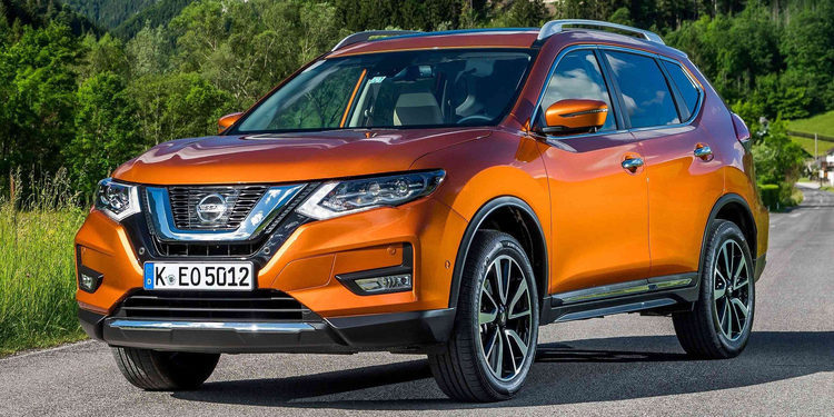 Nuevo Nissan X-Trail Hybrid 2018 un moderno y hermoso SUV
