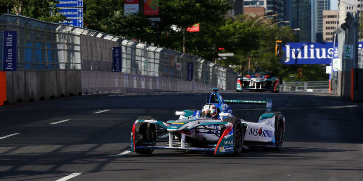 Montreal fuera del calendario de la Fórmula E