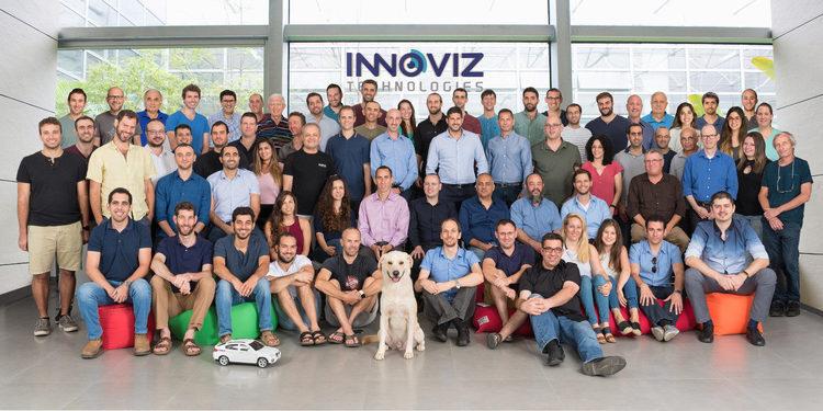 Tecnología automotriz de vanguardia por Innoviz Technologies