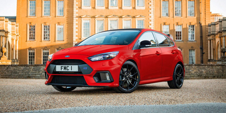 Nuevo Ford Focus RS Red Edition