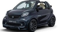 Presentado el Smart Fortwo Sunseeker Limited Edition by Brabus