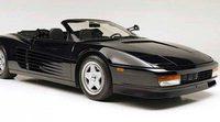 Conoce el Ferrari Testarossa que usó Michael Jackson