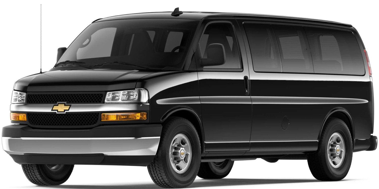 Lleva a toda la familia con la nueva Chevrolet Passenger Express 2018