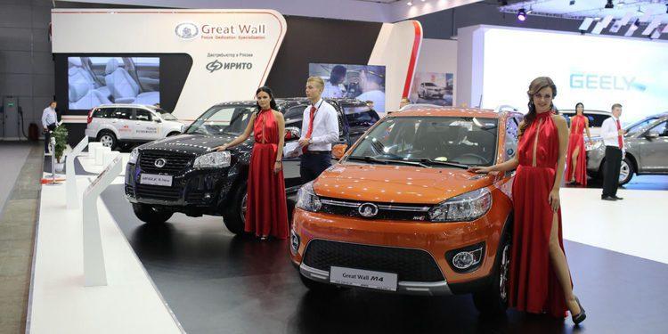 Great wall presenta su primer SUV electrico llamado Ora IQ5