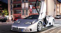 Saldrá a subasta el Bugatti EB110 SS