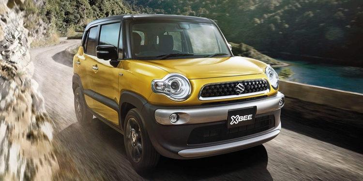 Suzuki lanza su Xbee pero solo en Japón