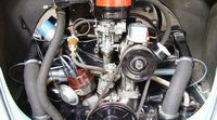 Conoce el funcionamiento del motor del Volkswagen Escarabajo