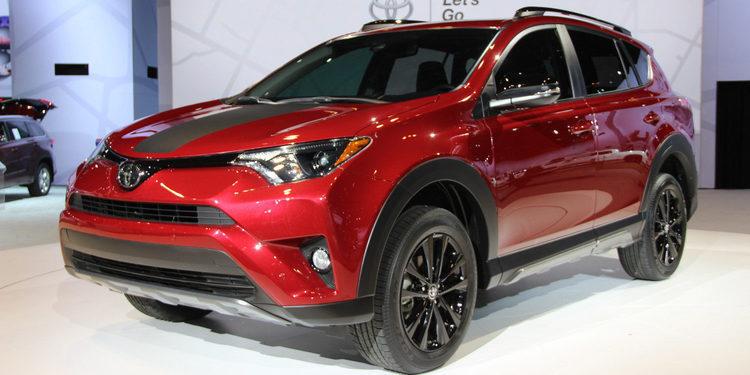 Toyota insiste en permanecer entre los SUV con su nueva RAV4 2018