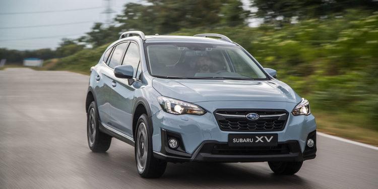 El nuevo Subaru XV 2018 ya está a la venta