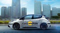 Nissan pondrá en servicio taxis autónomos en Japón