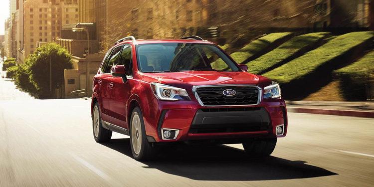 Nueva Subaru Forester 2018, con más actualizaciones