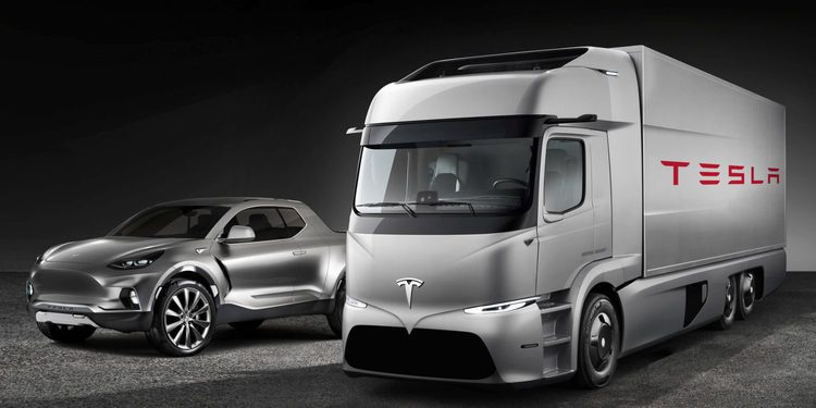 Tesla confirma su plan de producir una Pick Up