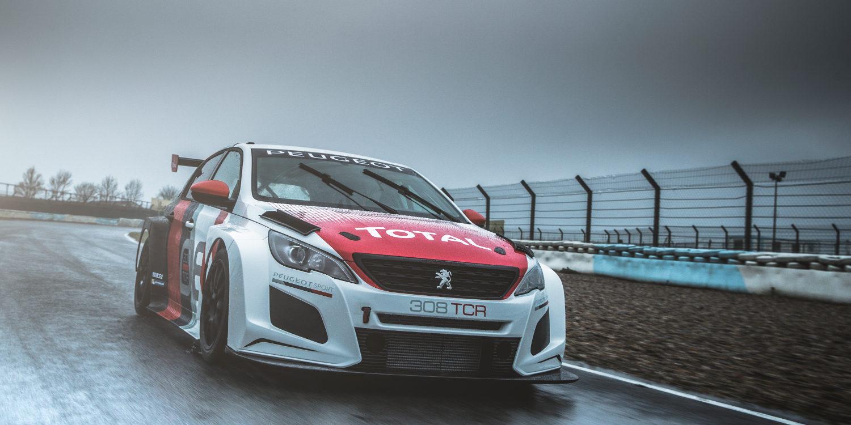 Peugeot Sport presenta el nuevo Peugeot 308 TCR