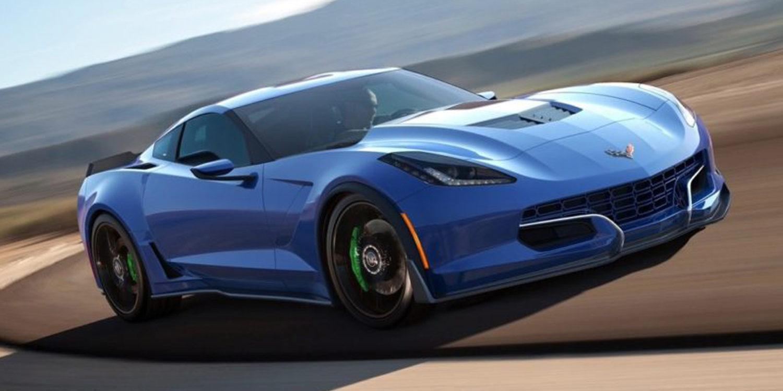 Genovation GXE: el Corvette eléctrico