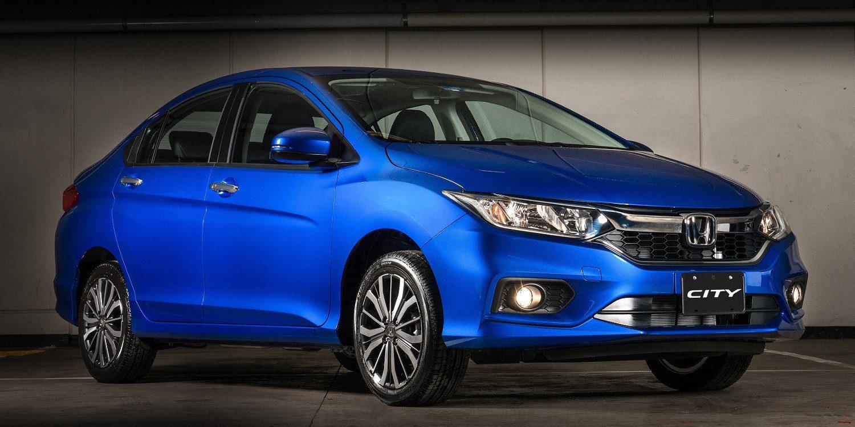 Honda lanza al mercado el nuevo City 2018 con actualizaciones