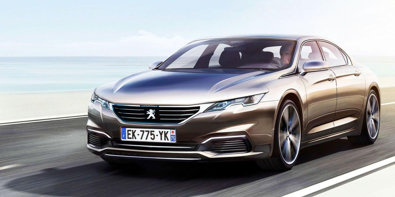 El nuevo Peugeot 508, con aspecto más emocionante