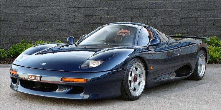 A la venta un clásico Jaguar XJR-15