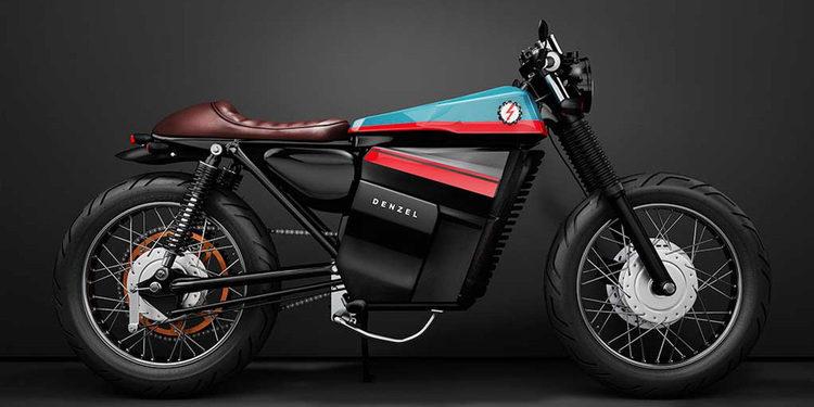 Ya puedes comprar la Denzel Café Racer eléctrica