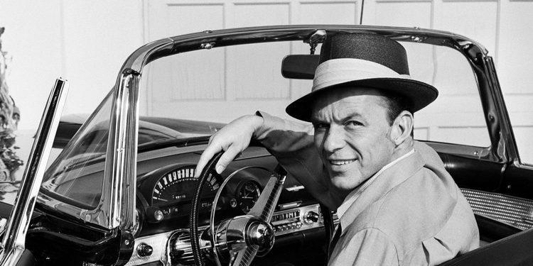 Ford Thunderbird 1955, un auto que conquisto el corazón de Frank Sinatra