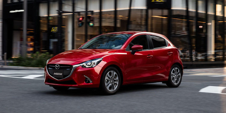 El nuevo Mazda 2 2018 llega totalmente mejorado