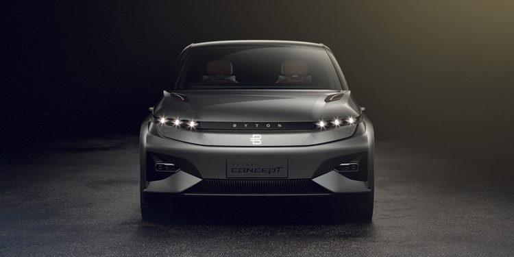 Byton Concept, un SUV que ve la luz en el CES de Las Vegas 2018