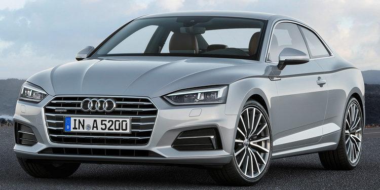 Llegó a los concesionarios el nuevo Audi A5 2018