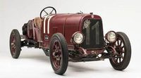 Sale a subasta el Alfa Romeo más antiguo del momento, el G1 1921