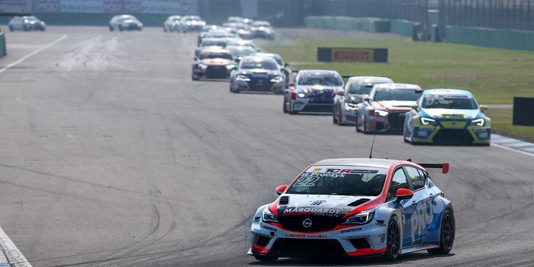 Öhlins y Yokohama se convierten en patrocinadores de las TCR Gran Bretaña 2018