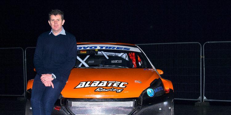 Albatec Racing contará con Mark Higgins esta temporada