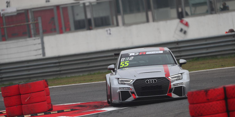 AC Motorsport logra la primera pole de la temporada en Dubái