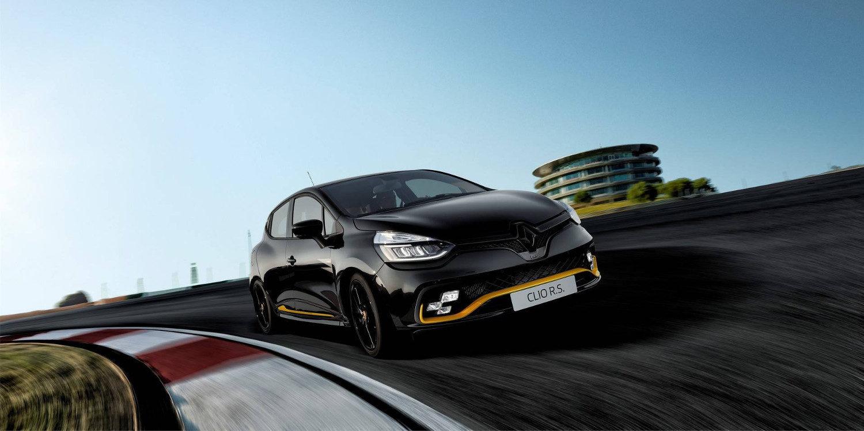 Renault presentó el Clio RS 18 en edición especial